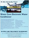 Electro Magnetic Water Softener India