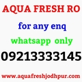 Aquafresh Water Purifier Service Center In Jodhpur Rajasthan India